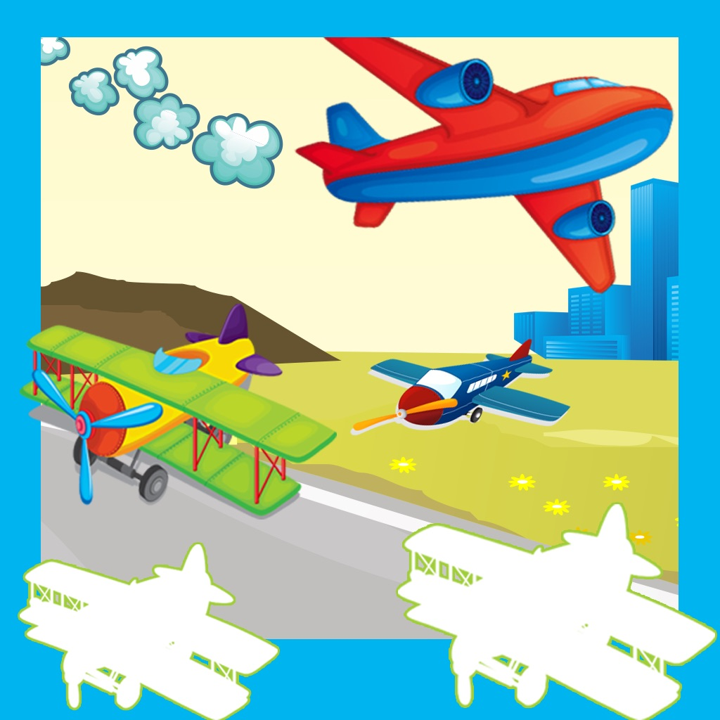 Animated Airplane-s Games For Baby & Kid-s: My Toddler-s Learn-ing Sort-ing hack
