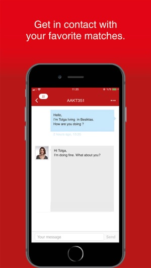 eÇift Serious Online Dating on the App Store
