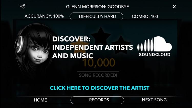 Adia: playlist music game screenshot-3