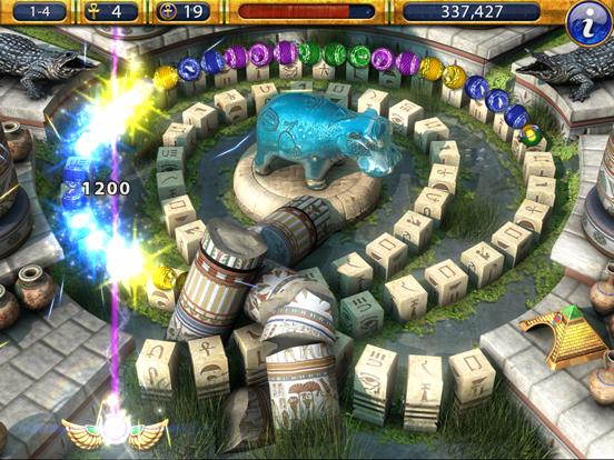 Luxor 2 screenshot 7