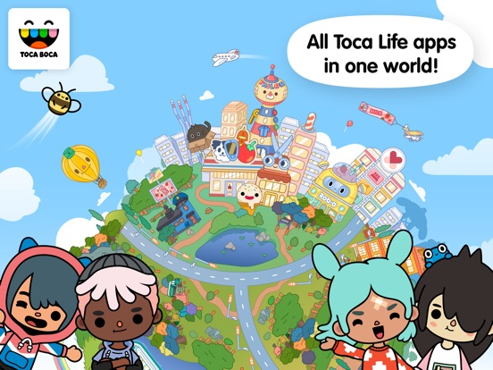 Toca Life World: Build stories screenshot 6