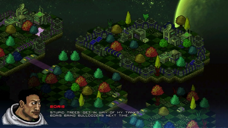 Space Harvest screenshot-3