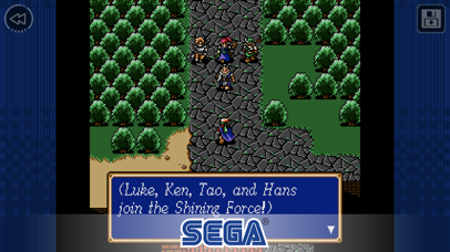 Shining Force Classics screenshot 1