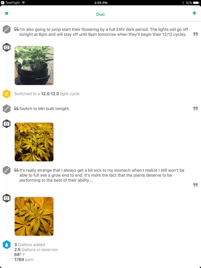 WeGrow: A bot for home growers on the App Store