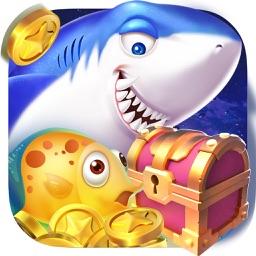 星星捕鱼猎人 - 经典的捕鱼街机电玩城