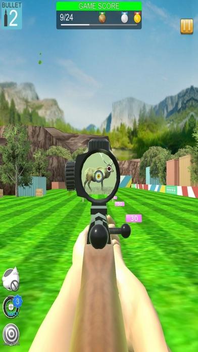 Shooting Deer Range Short Gun screenshot 1