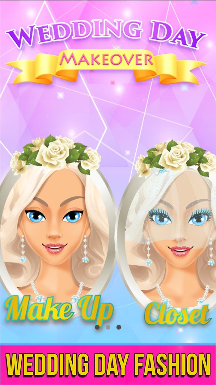 Wedding Day Makeover Screenshot