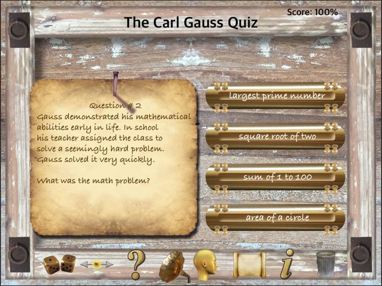 Carl Gauss screenshot-4