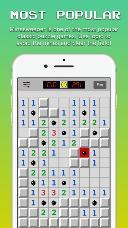 Minesweeper Classic 2 screenshot-1