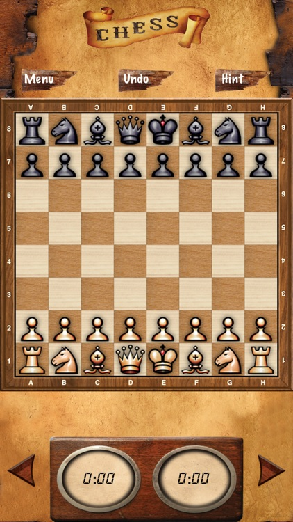 Chess HD - Play in Blind Mode