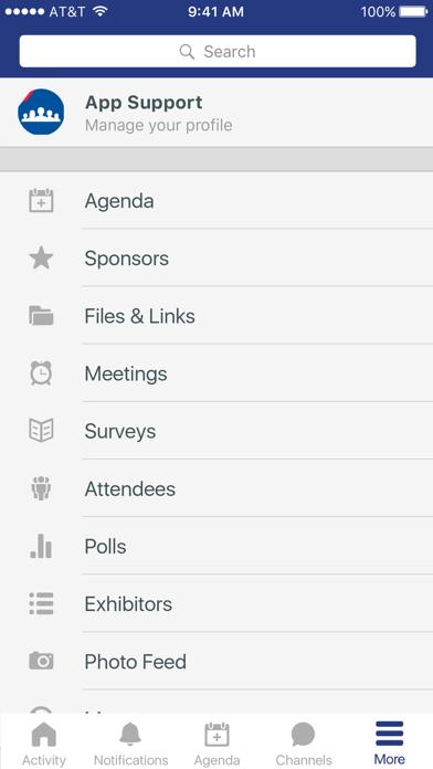 AXA Advisors' Events screenshot 2