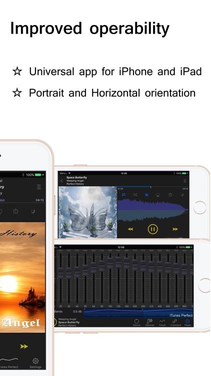 MyuRa HiRes Audio Player screenshot-4