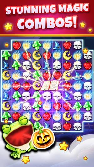 witch puzzle как пройти 90 уровень