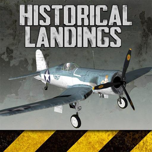 Historical Landings iOS App