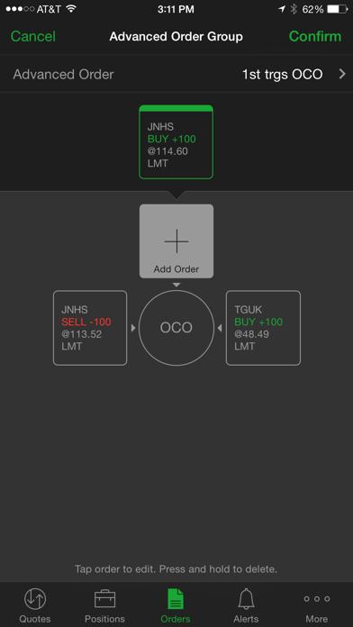 thinkorswim Mobile Скриншоты7