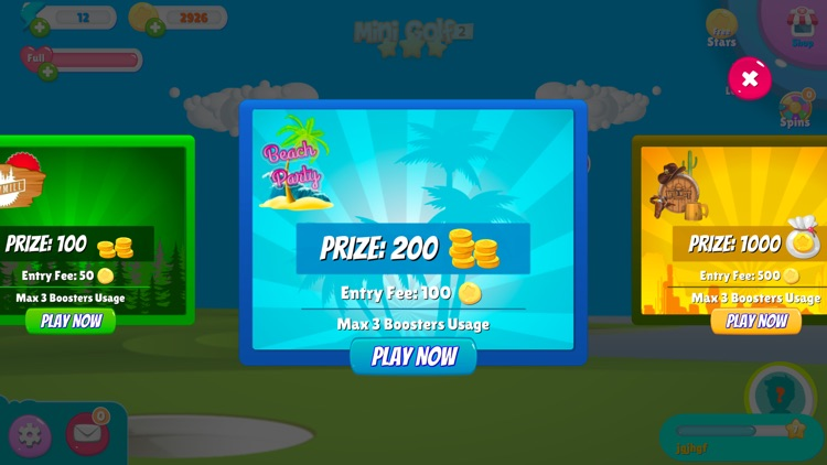 Mini Golf Star 2 screenshot-7