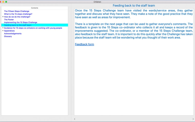 Fifteen Steps скриншот программы 4