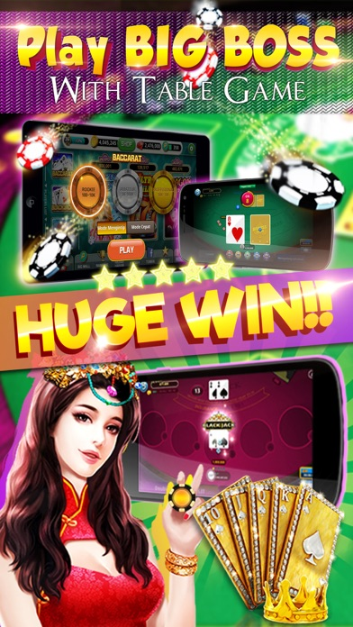 BigBoss Casino screenshot three