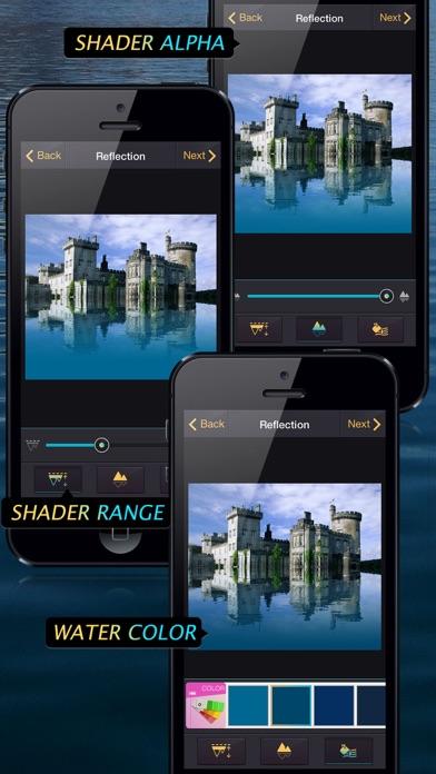 Reflection Pro - Water Photo Screenshots