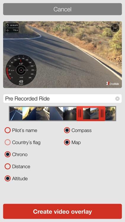 OneRide Motorbike screenshot-3