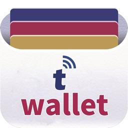t wallet行動支付