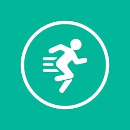 自嗨运动--极简的跑步骑车软件