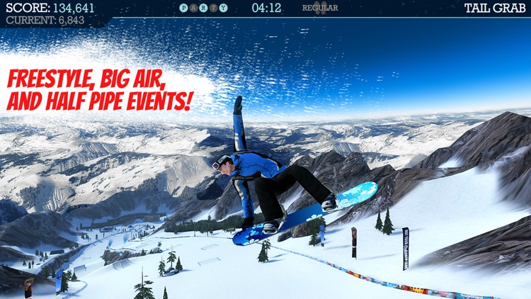 Snowboard Party screenshot-2