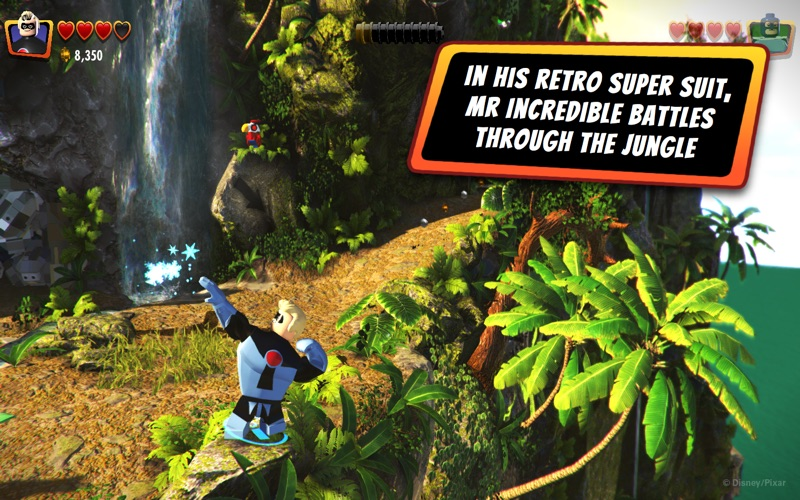 LEGO® The Incredibles screenshot 7