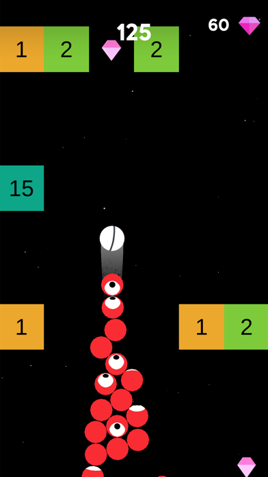 Ballz Rush screenshot 1