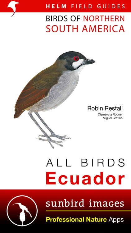 All Birds Ecuador field guide