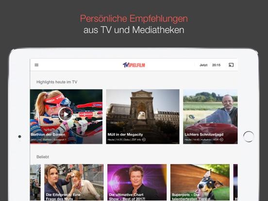 Tv Spielfilm Wissen Was Lauft Kostenlose Apps Fur Iphone Ipad