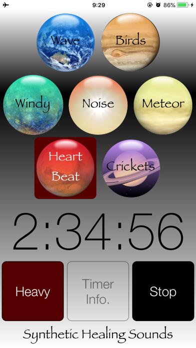 Synthetic Healing Sounds screenshot four