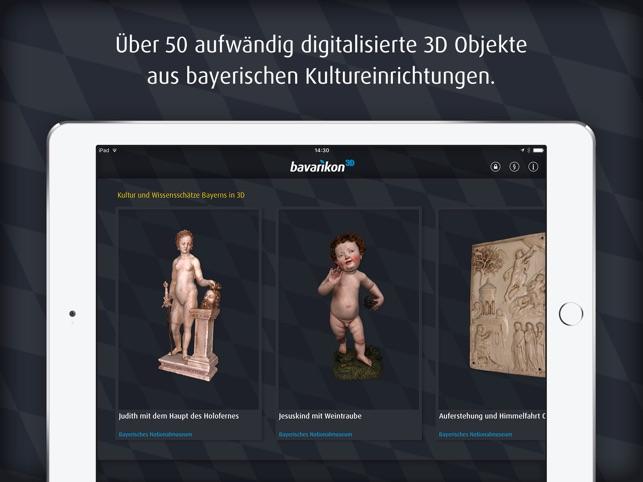 bavarikon 3D Screenshot