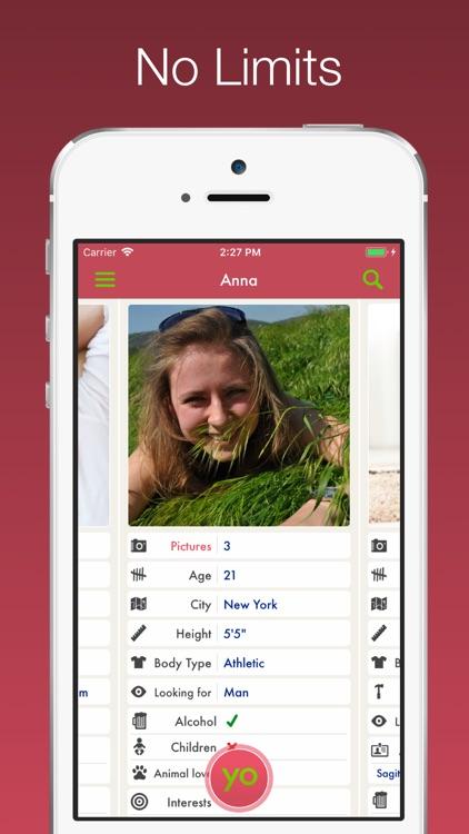 YoCutie - Dating App