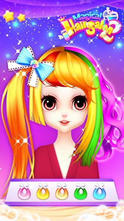 Hair Salon for Princess Makeup