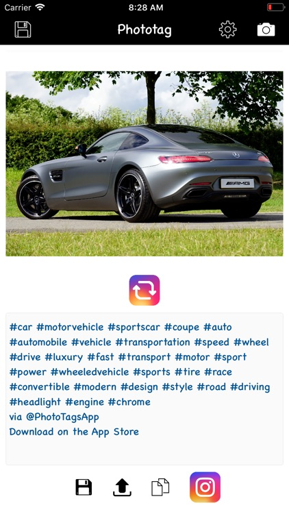 Phototag hashtag generator PRO screenshot-8