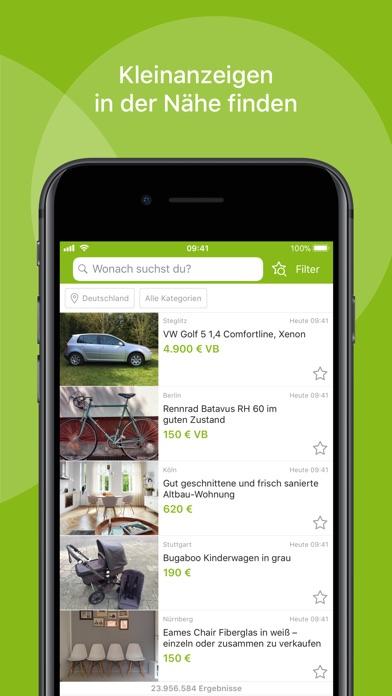 Screenshot for eBay Kleinanzeigen in Germany App Store
