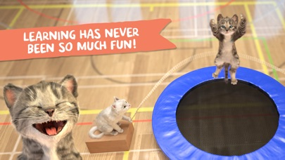 Little Kitten & Friends screenshot 4