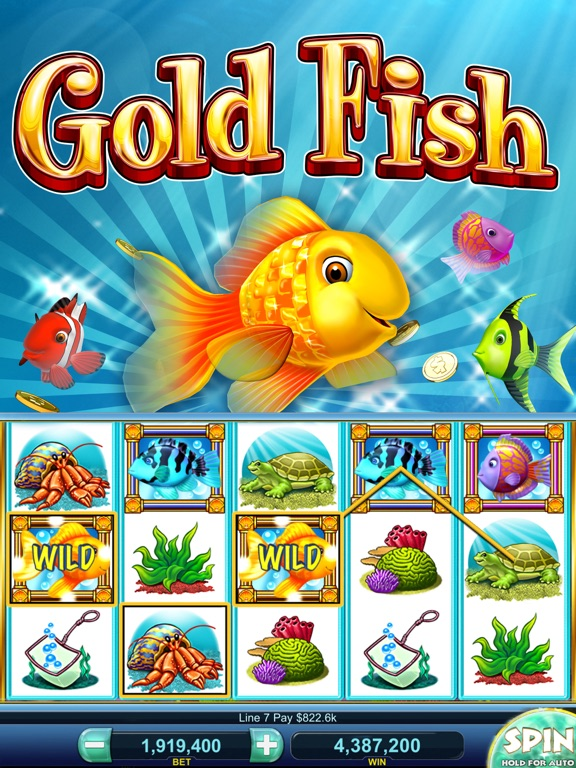 goldfish casino slot cheats