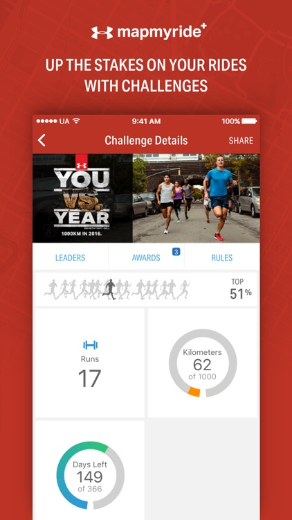 Map My Ride+ by Under Armour screenshot-4