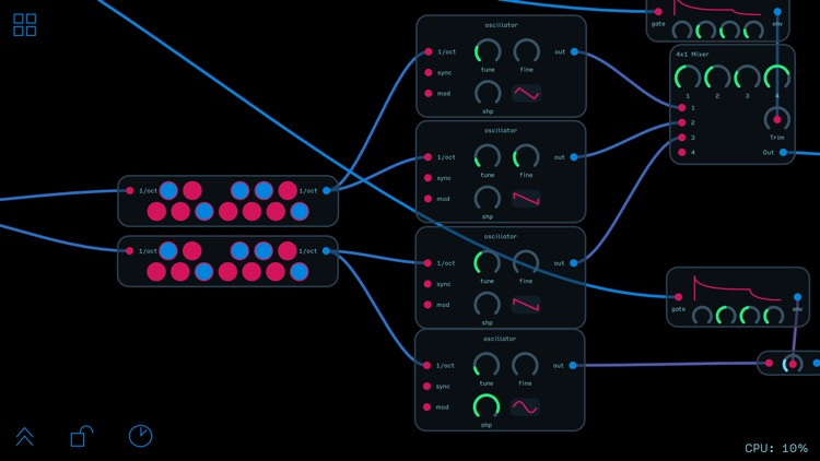 Audulus 3 screenshot-2