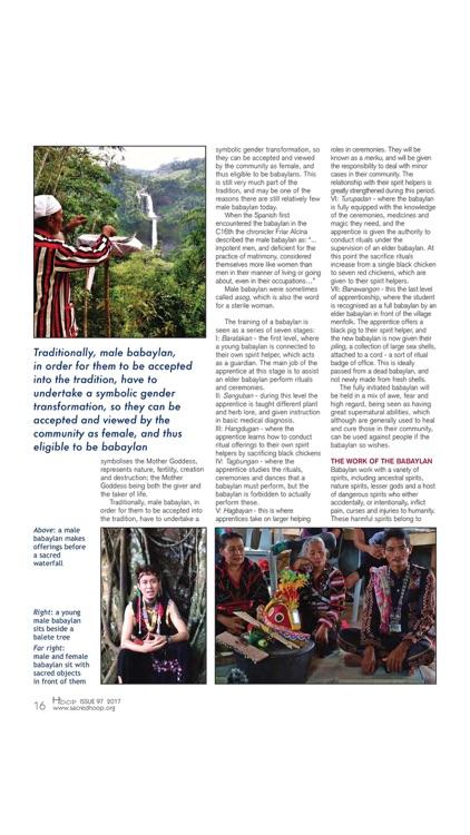 Sacred Hoop Magazine