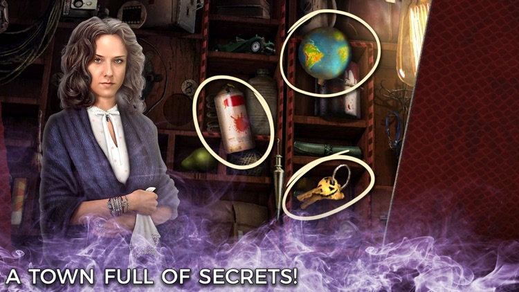 Mystery Case Files: Black Veil screenshot-3