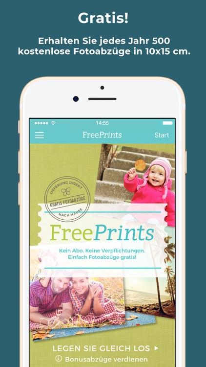 FreePrints - Gratis Fotoabzüge screenshot-0