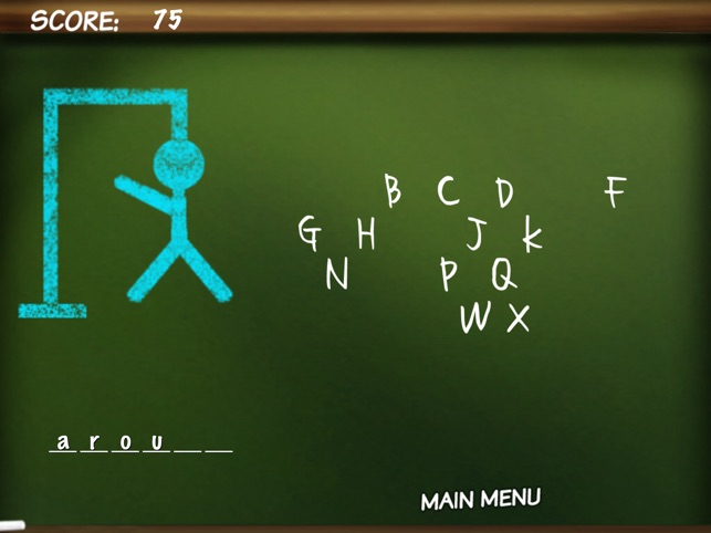 ultimate hangman go on the app store