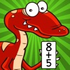 Math Dots Puzzles - Dinosaurs - iPhoneアプリ