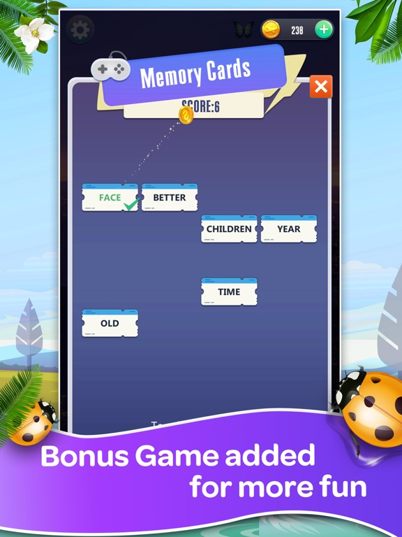 Word View - Link Search Games screenshot 15
