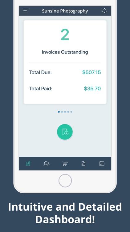 Invoice Maker Accounting App.s screenshot-3