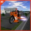 飞行摩托车特技模拟3D