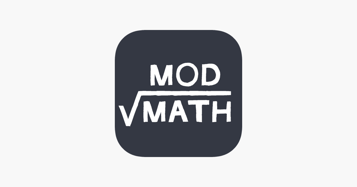 Modmath On The App Store